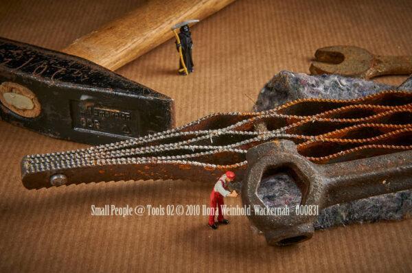 Fotografie Small People @ Tools 02 © 2010 Ilona Weinhold-Wackernah - 000831