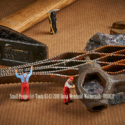 Fotografie Small People @ Tools 03 © 2010 Ilona Weinhold-Wackernah - 000832
