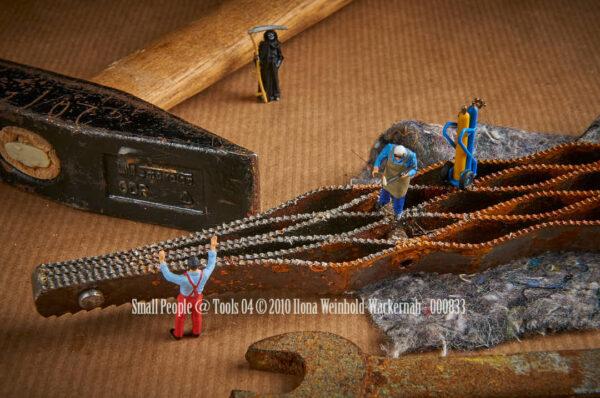 Fotografie Small People @ Tools 04 © 2010 Ilona Weinhold-Wackernah - 000833