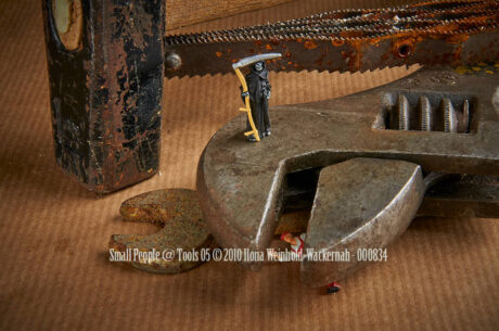 Fotografie Small People @ Tools 05 © 2010 Ilona Weinhold-Wackernah - 000834