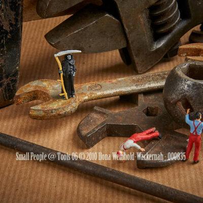 Fotografie Small People @ Tools 06 © 2010 Ilona Weinhold-Wackernah - 000835