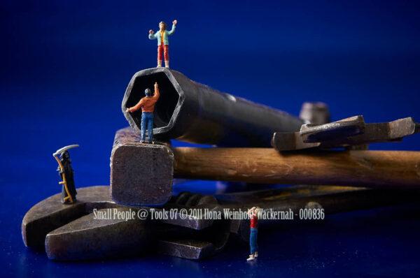 Fotografie Small People @ Tools 07 © 2011 Ilona Weinhold-Wackernah - 000836