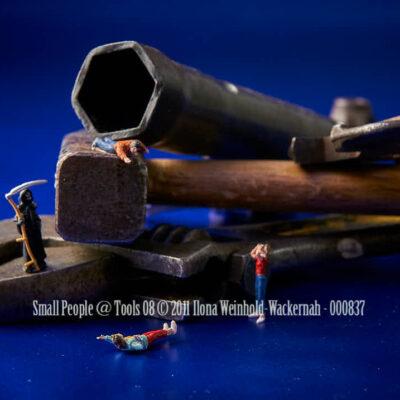 Fotografie Small People @ Tools 08 © 2011 Ilona Weinhold-Wackernah - 000837