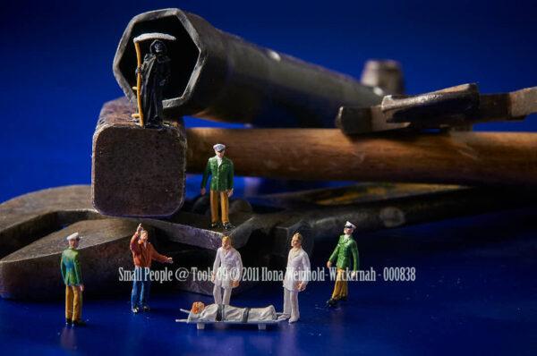 Fotografie Small People @ Tools 09 © 2011 Ilona Weinhold-Wackernah - 000838