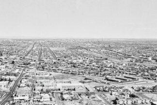 Fotografie El Paso Fort Bliss © 1981 Adrian J.-G. Wackernah - 001160