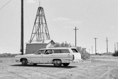 Fotografie Ford Station Wagon © 1981 Adrian J.-G. Wackernah - 001158