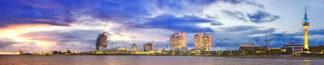 Fotografie Bremerhaven Skyline 2 © 2009 Adrian Wackernah - 000248-51