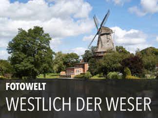 Westlich der Weser