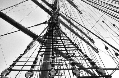 Fotografie Bremerhaven Wanten © 2005 Adrian J.-G. Wackernah - 001197