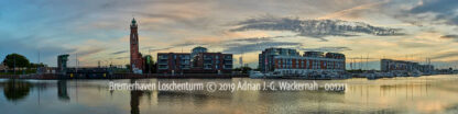 Produktbild Bremerhaven Loschenturm © 2019 Adrian J.-G. Wackernah - 001213