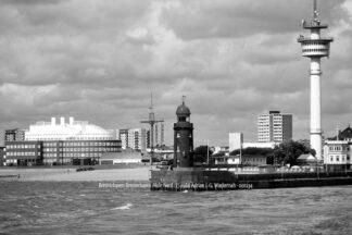 Produktbild Bremerhaven Mole Nord © 1988 Adrian J.-G. Wackernah - 001234