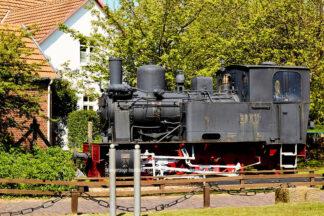 Produktbild Wangerooge Inselbahn © 2017 Adrian J.-G. Wackernah - 001188