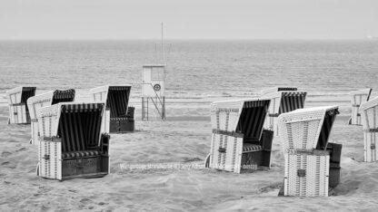 Produktbild Wangerooge Strandkörbe © 2017 Adrian J.-G. Wackernah - 001223