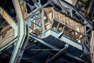 Produktbild Fotografie Bremerhaven Kran © 2019 Adrian J.-G. Wackernah - 001279