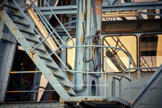 Produktbild Fotografie Bremerhaven Kran © 2019 Adrian J.-G. Wackernah - 001281