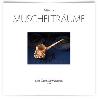 Produktbild Muschelträume Fotobuch Cover