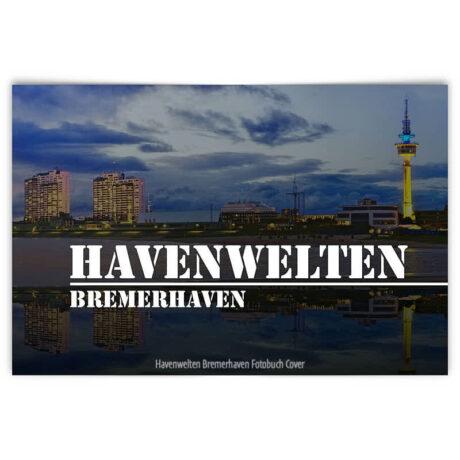 Produktbild Havenwelten Bremerhaven Fotobuch Cover