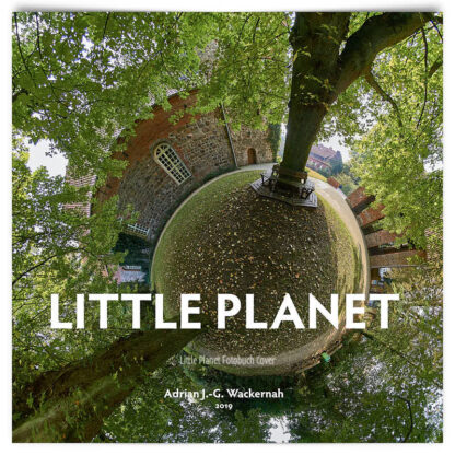 Produktbild Little Planet Fotobuch Cover