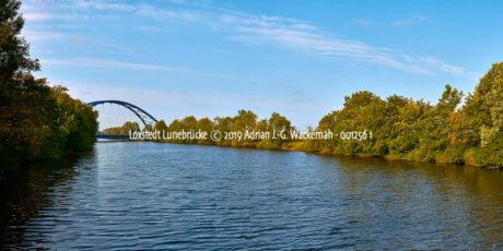 Produktbild Fotografie Loxstedt Lunebrücke © 2019 Adrian J.-G. Wackernah - 001256 1