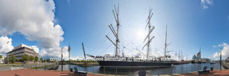 Produktbild 001332 Havenwelten Seute Deern Bremerhaven © 2017 Adrian J.-G. Wackernah