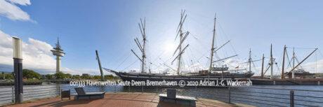 Produktbild 001333 Havenwelten Seute Deern Bremerhaven © 2020 Adrian J.-G. Wackernah