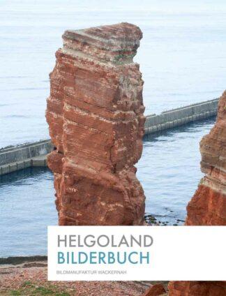 Produktbild ebook »Helgoland Bilderbuch« © 2013 Adrian Wackernah