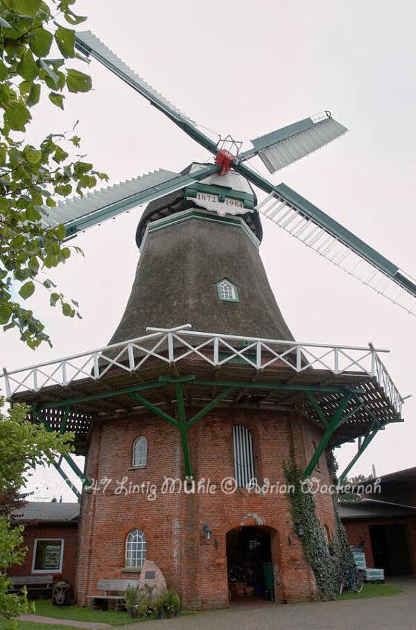 Produktbild 000747 Lintig Mühle © Adrian Wackernah