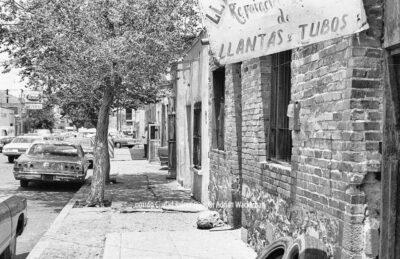 Produktbild 001169 Ciudad Juárez © 1981 Adrian Wackernah