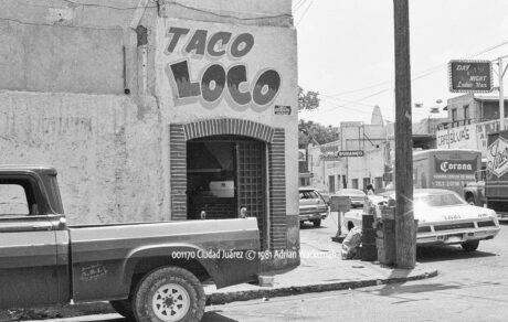 Produktbild 001170 Ciudad Juárez © 1981 Adrian Wackernah
