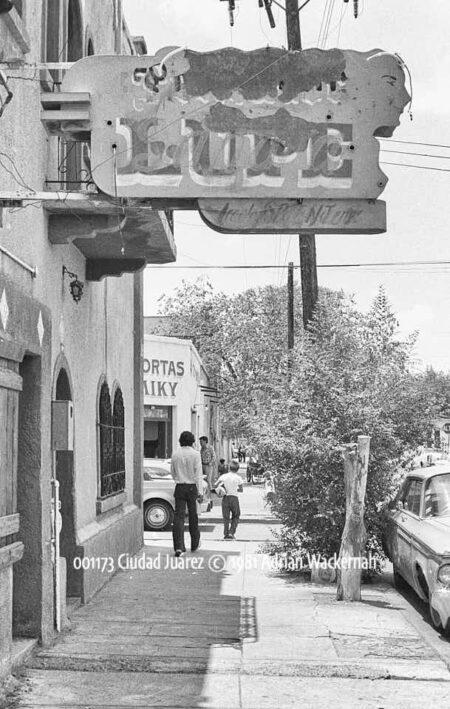 Produktbild 001173 Ciudad Juárez © 1981 Adrian Wackernah