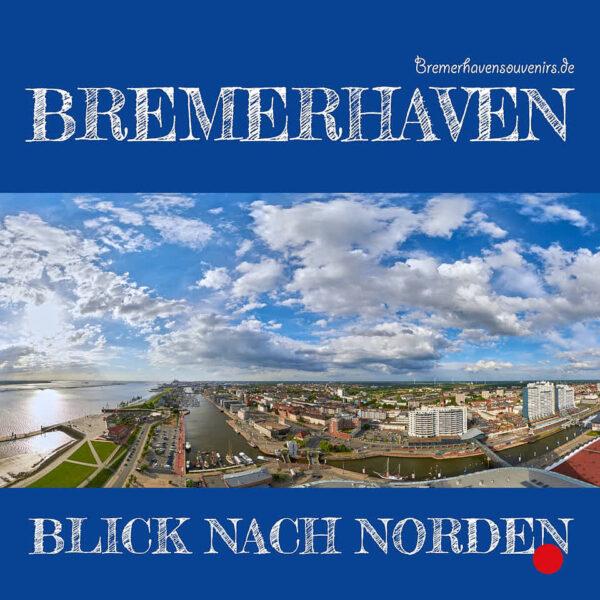 Produktbild Bremerhaven Blick nach Norden Fototasche