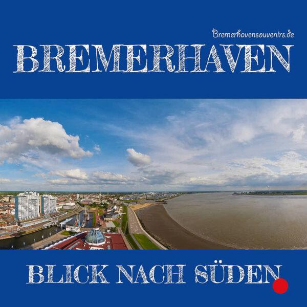 Produktbild Bremerhaven Blick nach Süden Fototasche