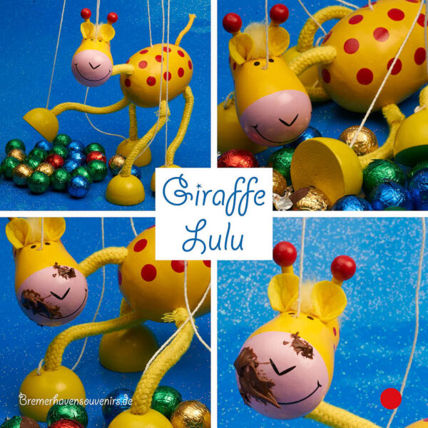 Produktbild Giraffe Lulu Fototasche Seite 2