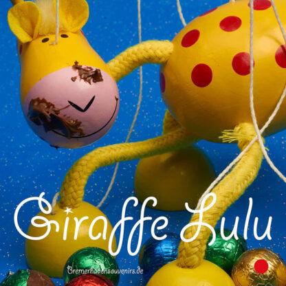 Produktbild Giraffe Lulu Fototasche Seite 1