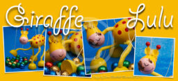 Fotokarten Giraffe Lulu