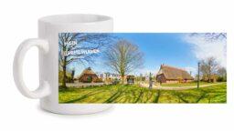 Produktbild Fototasse »Mein Bremerhaven Wulsdorfer Buernhus« © 2021 links
