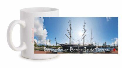 Fototasse »Bremerhaven Bark Seute Deern«