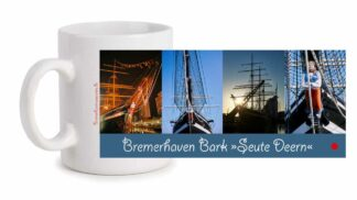 Fototasse »Bremerhaven Bark Seute Deern« Kombo