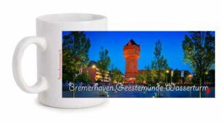 Fototasse »Bremerhaven Geestemünde Wasserturm«