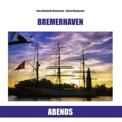 Cover Fotobuch »Mein Bremerhaven · Abends«